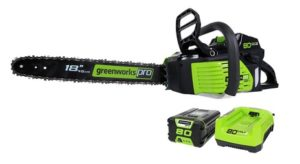 Greenworks Pro GCS80420 Chainsaw 80V | Battery Chainsaws Reviews